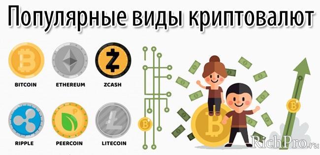 Что такое криптовалюта простыми словами + список лучших видов криптовалют