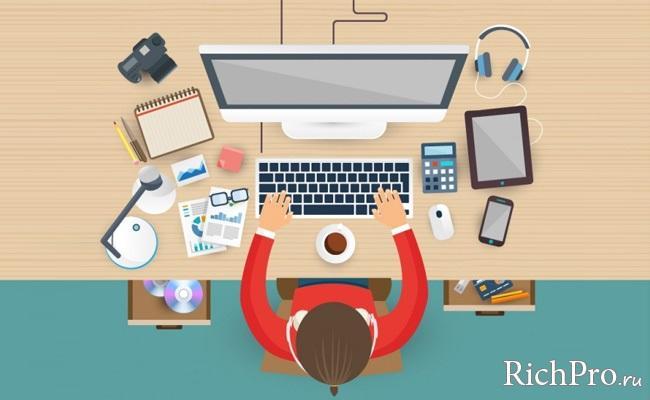 Как заработать в Интернете - 37 способов заработка без вложений + сайты