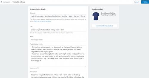 Как продавать футболки через Amazon на 10000$ в месяц