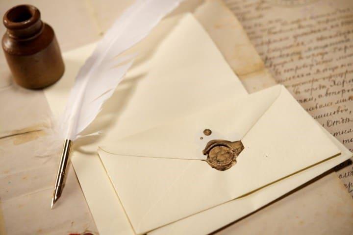 Правила заполнения конвертов для писем по России