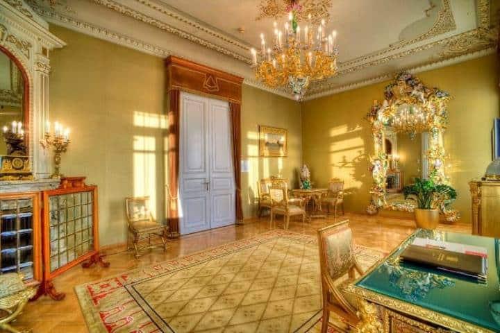 Самые красивые и дорогие президентские люксы в разных странах