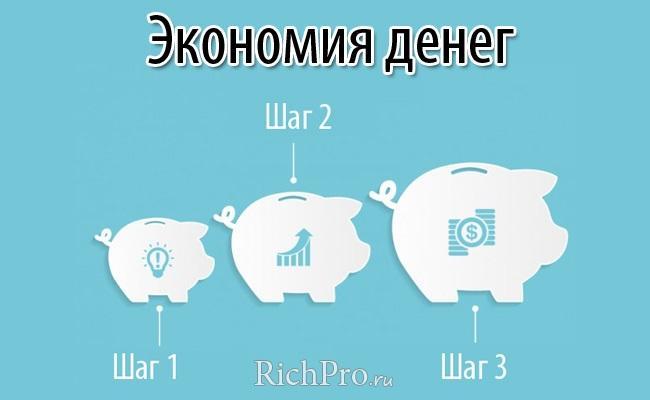 Как экономить и копить деньги грамотно - 62 совета по экономии и накоплению