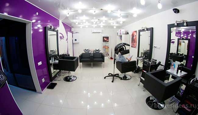 Готовый бизнес-план успешного салона красоты