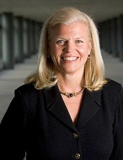 История успеха Вирджинии Рометти (IBM)