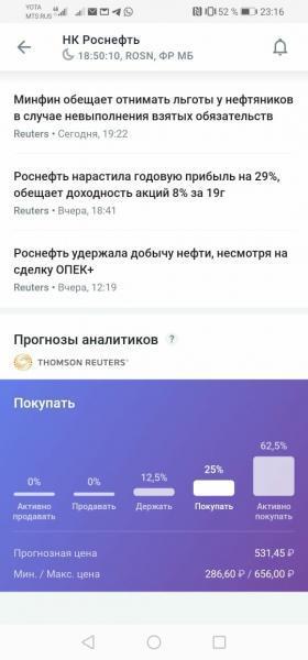 Рекордные дивиденды Роснефти. Миф или реальность?