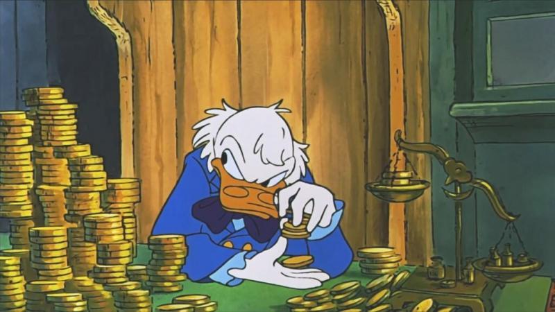 Банкет за счет богатых… тех у кого на счетах больше миллиона.