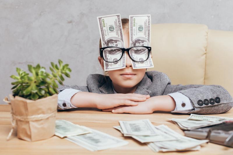 Дети и деньги.Немного о финансовой грамотности.