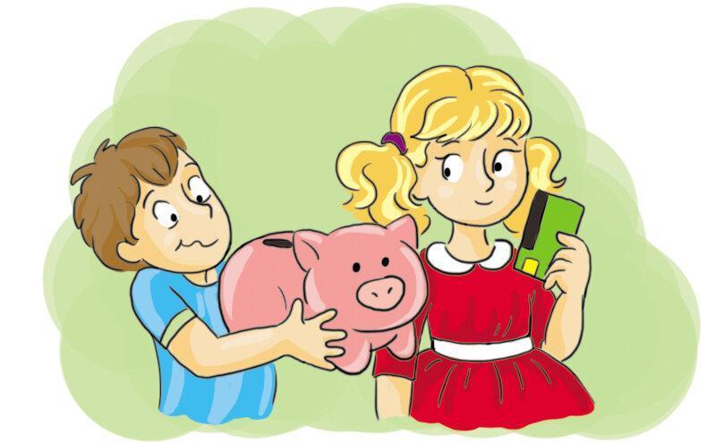 Финансовая грамотность - когда учить детей обращаться с деньгами