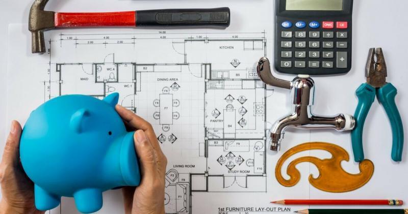 Как спланировать бюджет на ремонт квартиры