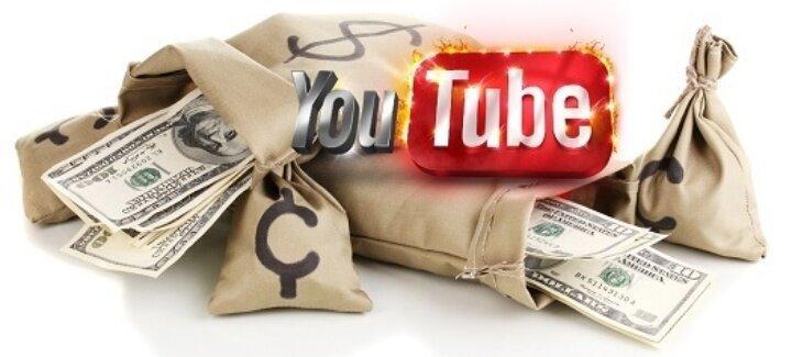 Как заработать от $10 на YouTube за коментарий.