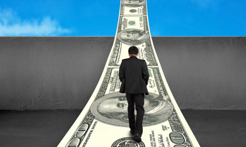 Отношение к деньгам: Психологически богат