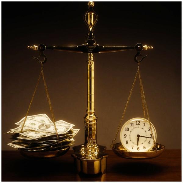 Весы и финансы