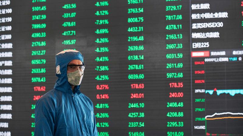 Акции больше не падают вниз, а позитива нет. Нас обманывают?