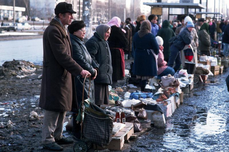 Экономику США ждет стагфляция как в России 91-96 годах?