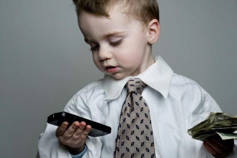 Как привить ребенку финансовую грамотность