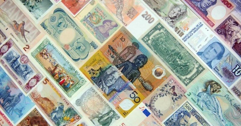 Сколько всего денег в мире