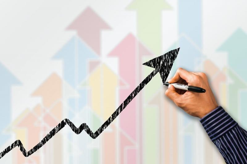 14 % прибыли за неделю на двух акциях