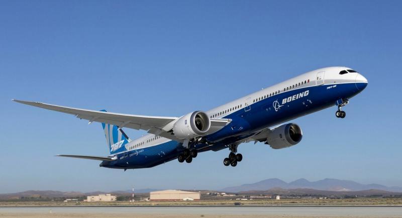 Boeing занял столько денег, что больше ему уже не нужно