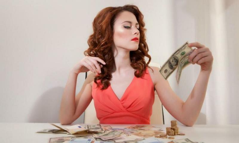 Как меркантильная женщина «нажилась» на браке