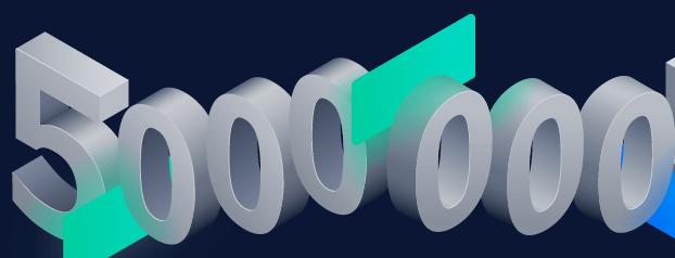 Популярность фондового рынка бьет рекорды!✅