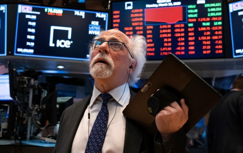 Распродажа американских акций и облигаций началась