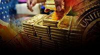 """В """"CCN"""" пояснили трюк России с остановкой скупки золота"""