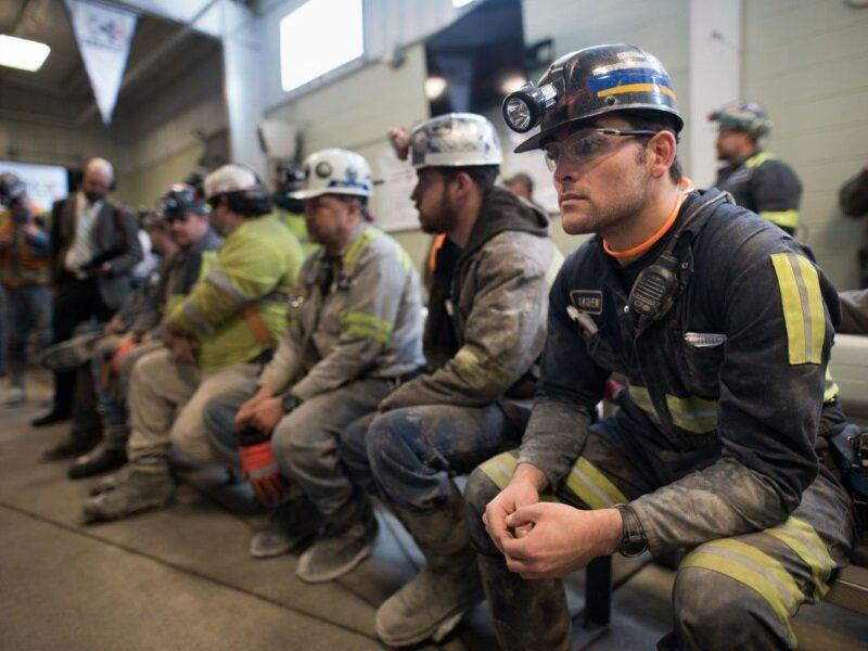 В угольной отрасли США отмечено первое системное банкротство