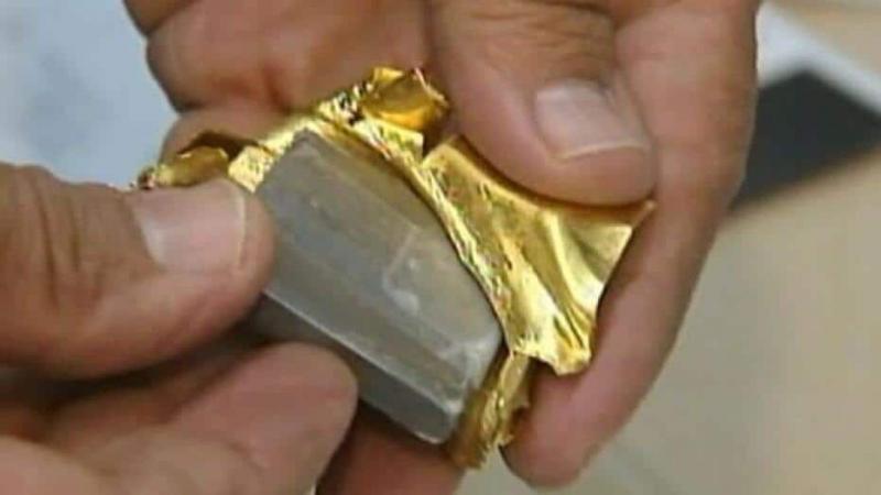 Китайская фирма подделала 83 тонны золота