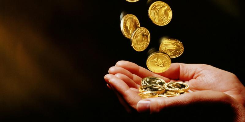 Простой ритуал на деньги - действует целый месяц