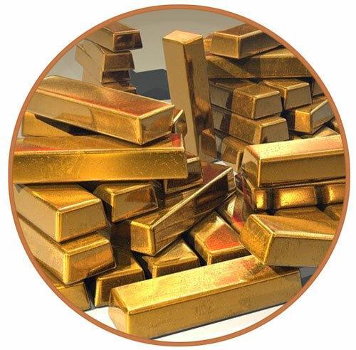Что произойдет с золотом?