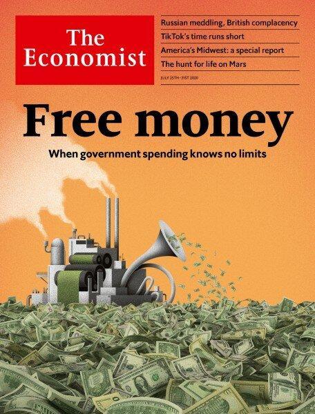 Халявные деньги: конец инфляции и начало дефляции