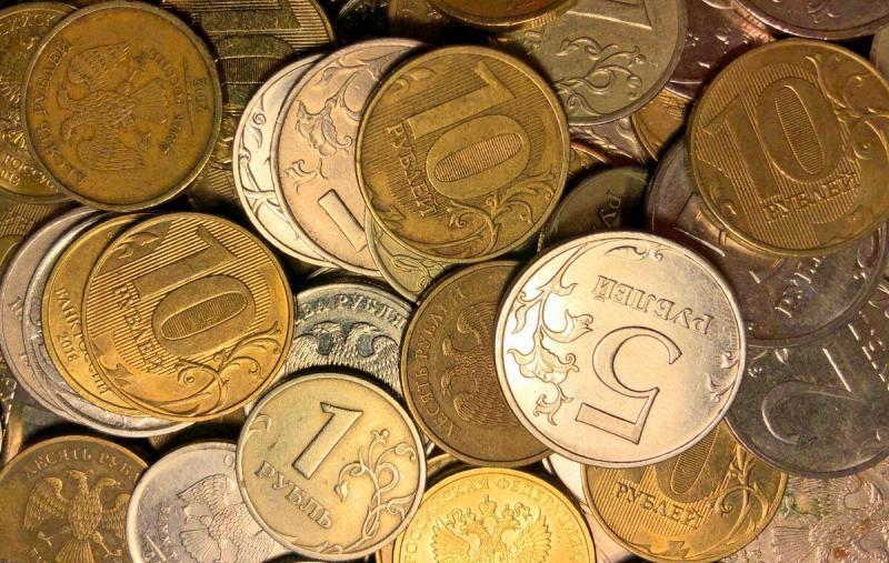 Монеты России (ходячка, июль 2020)