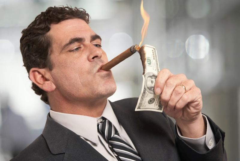 """Почему нельзя говорить фразу: """"У меня нет денег!"""" вслух"""