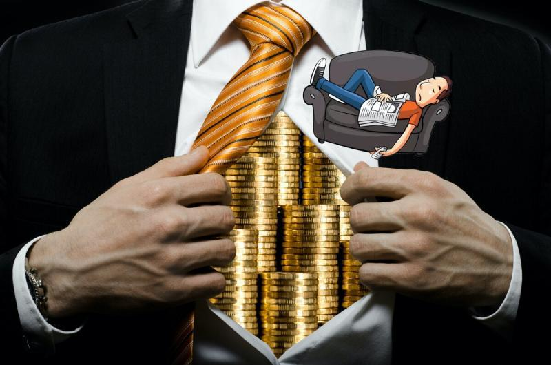 Простые правила финансовой грамотности для лентяев