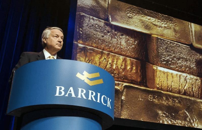 Barrick Gold - ловушка Баффета?