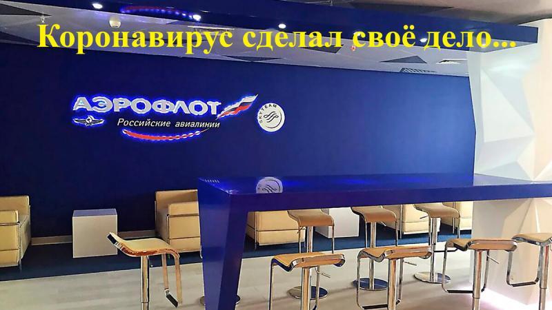 """До какого уровня упадут акции ПАО """"Аэрофлот"""""""