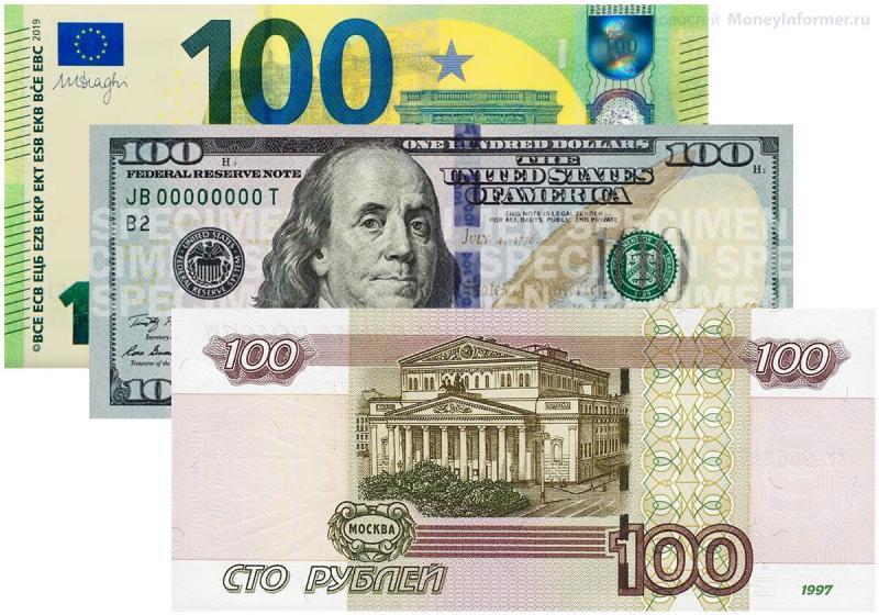 Доллар по 100? Этого не будет. А евро? Возможно