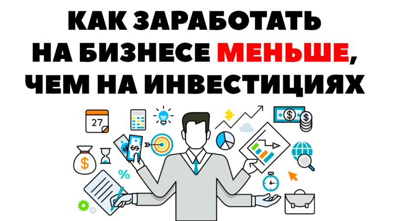 💼Моя ЛУЧШАЯ идея для инвестиций в бизнес 2021📊