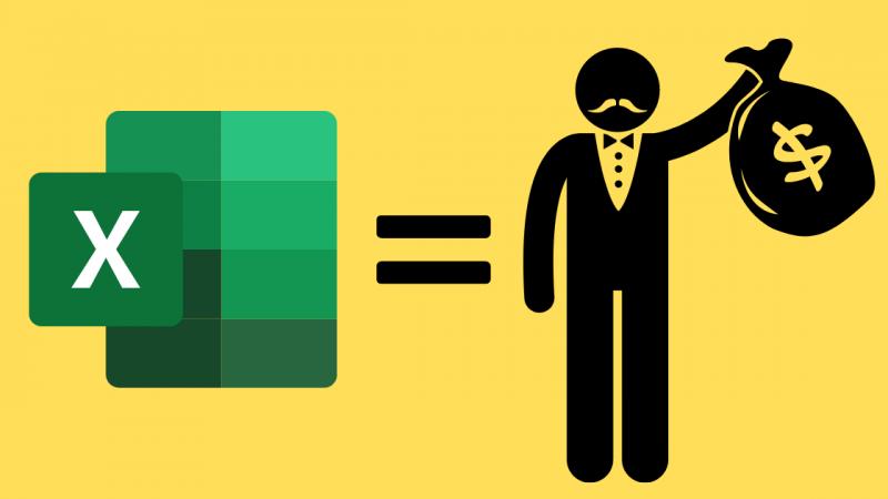 Excel - незаменимый помощник инвестора. Делюсь шаблонами!