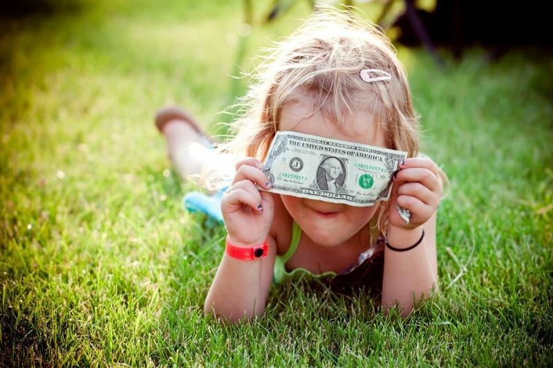 Дети и деньги: как научить ребенка управлять деньгами
