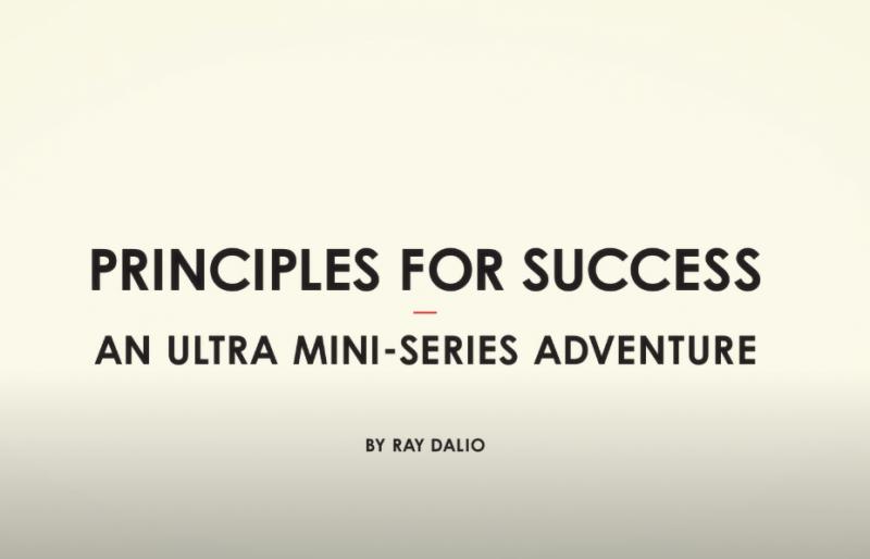 Принципы Рэя Далио. Как он стал миллиардером. За 30 минут.