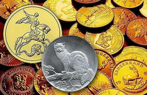 Инвестиции в монеты из драгметаллов: философия и математика