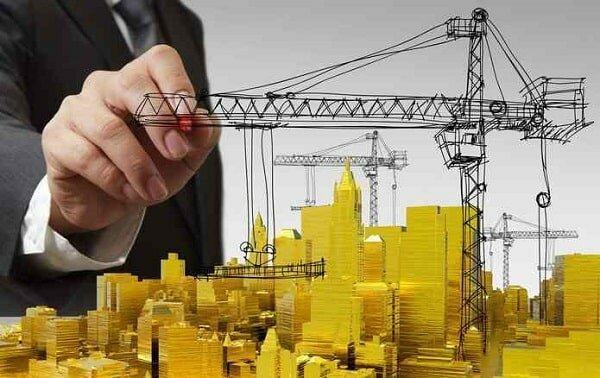 निर्माण में निवेश