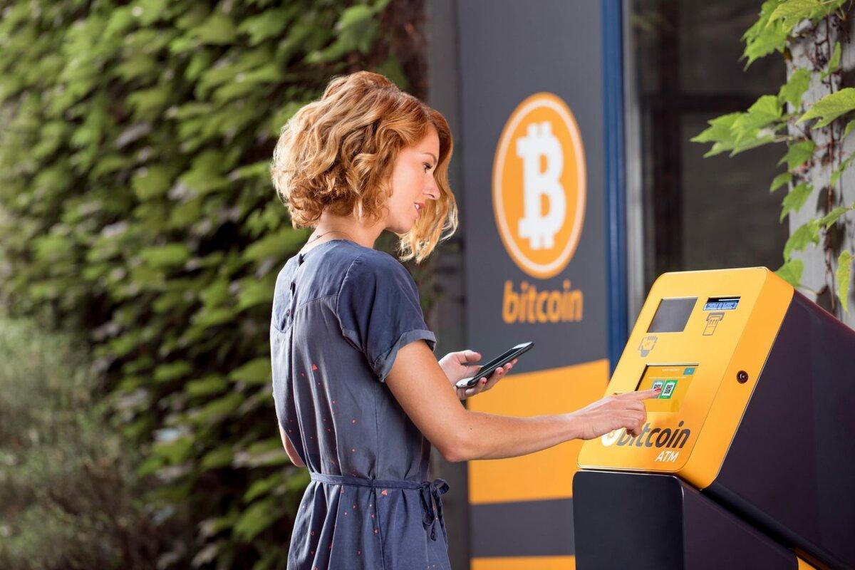 Криптовалютные банкоматы делают биткоин доступным для потребителей