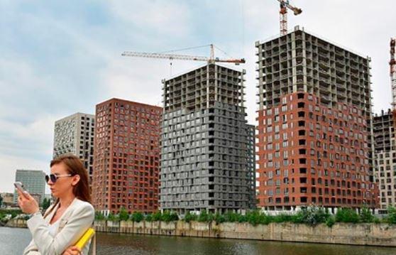 Оценивается вероятность снижения цен на квартиры в Москве