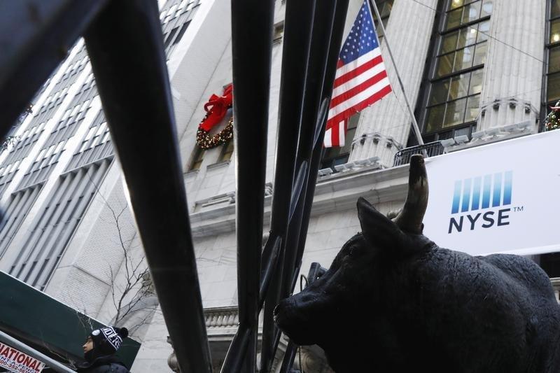 Рынок акций  США закрылся разнонаправленно, Dow Jones снизился на 0,76%