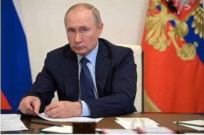 Путин оценил будущее криптовалют