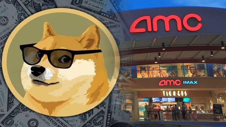 Сеть кинотеатров AMC добавила Dogecoin